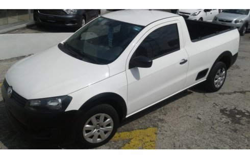 Volkswagen Saveiro 2016 Blanco