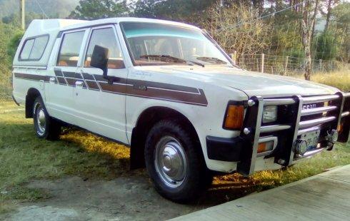 Nissan doble cabina 1991
