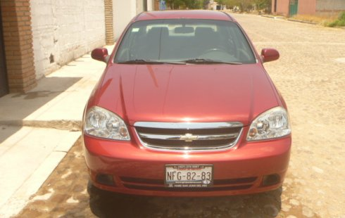 Seminuevo Chevrolet Optra LS 2009