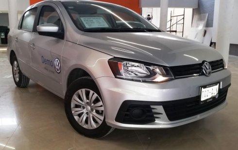 Volkswagen Gol 2018 Sedán Std  Paq. Seguridad