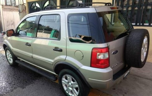Auto usado Ford EcoSport 2006 a un precio increíblemente barato