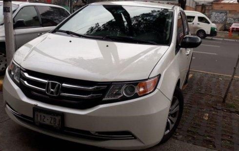Honda Odyssey 2014 barato