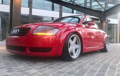 Quiero vender inmediatamente mi auto Audi TT 2002