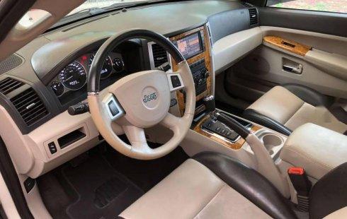 En venta un Jeep Grand Cherokee 2009 Automático en excelente condición
