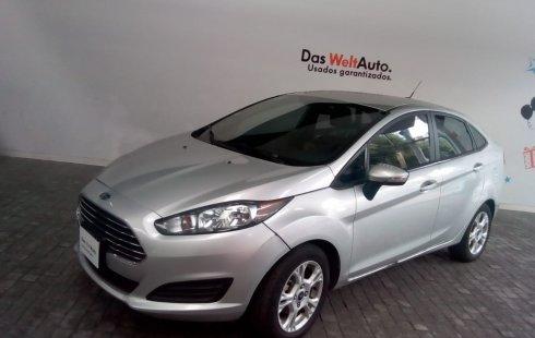 Ford Fiesta SE STD modelo 2016 agencia