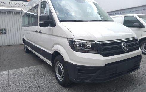 Volkswagen Crafter pasajeros LWB Diesel 2019, Arrendamiento puro 100%
