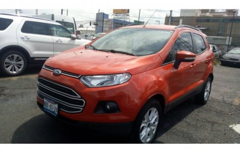 Venta auto Ford EcoSport 2017 , Toluca