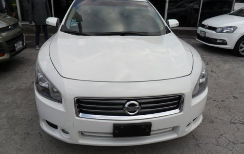 Nissan Maxima 3.5 SR 2014 Blanco