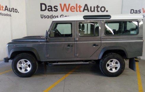 Se pone en venta un Land Rover DEFENDER