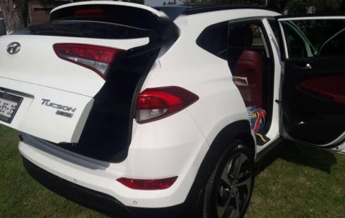 Hyundai Tucson 2017 barato