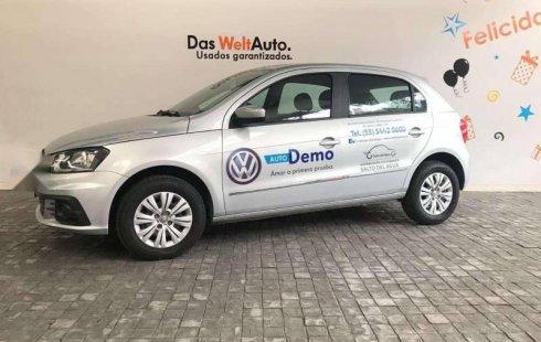 Volkswagen Gol 2018 usado en Cuauhtémoc