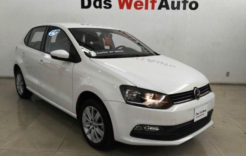 Volkswagen Polo Tiptronic 2018 Hatchback Blanco
