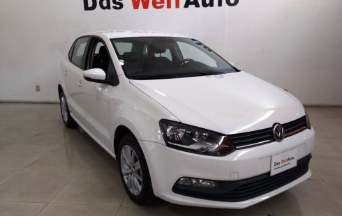 Volkswagen Polo Std 2018 Hatchback Blanco