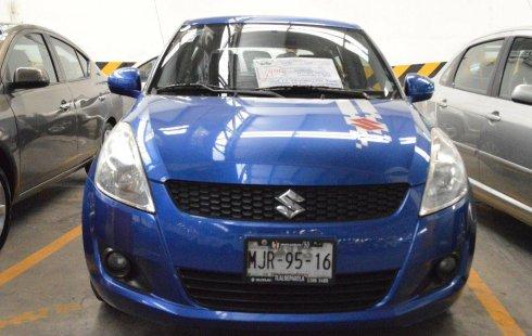 Precio de Suzuki Swift 2012