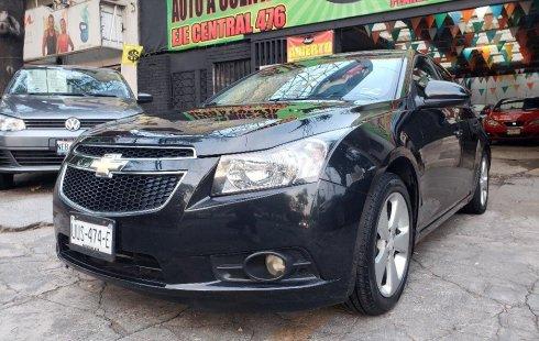 SHOCK!! Un excelente Chevrolet Cruze 2012, contacta para ser su dueño
