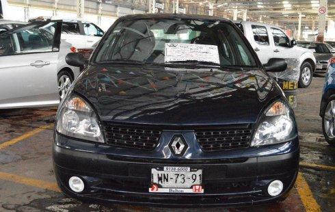 Renault CLIO usado en Tlalnepantla