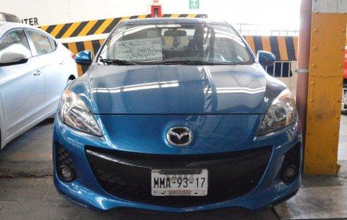 Mazda 3 2013 nuevo