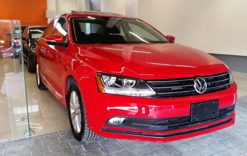Volkswagen Jetta Comfortline Std 2017 Rojo