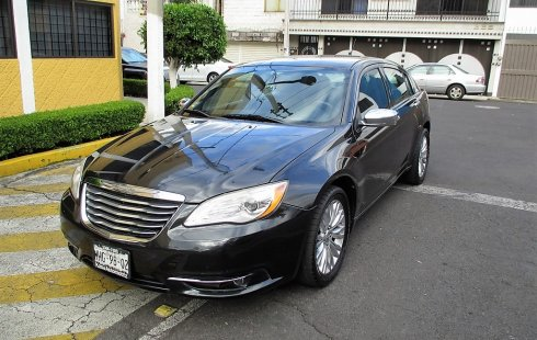 Chrysler 200 limited 2.4l 4 cil 2012