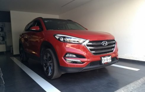 Excelente Hyundai Tucson 2017