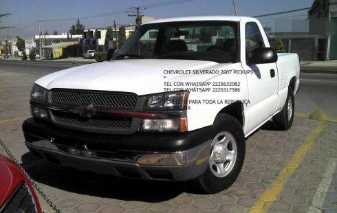Chevrolet Pick Up 2007 usado en Amozoc