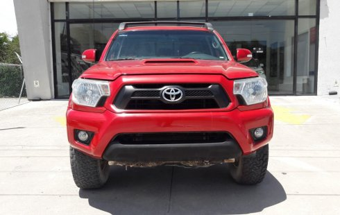Toyota Tacoma 2015 Rojo