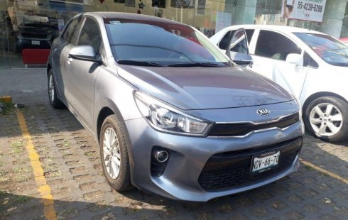 Urge!! En venta carro Kia Rio 2018 de único propietario en excelente estado