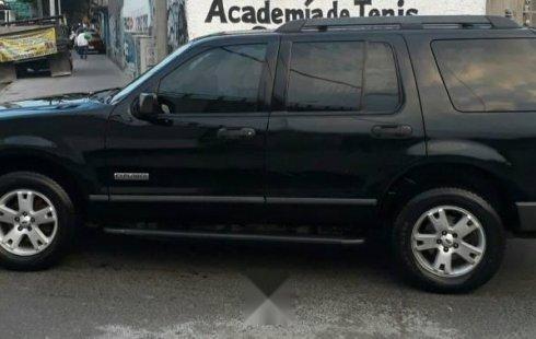 Urge!! Un excelente Ford Explorer 2006 Automático vendido a un precio increíblemente barato en Tlalpan