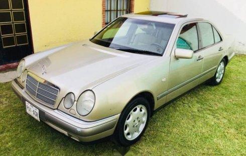 Mercedes-Benz Clase E precio muy asequible