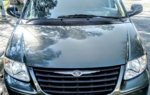 SHOCK!! Un excelente Chrysler Voyager 2007, contacta para ser su dueño