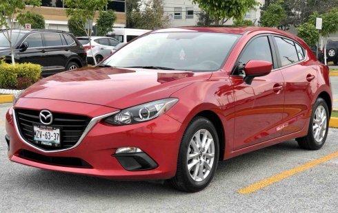 Mazda 3 2016 usado en Gustavo A. Madero