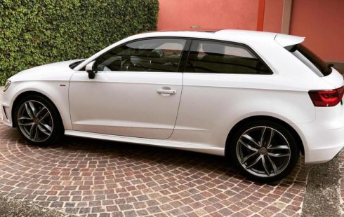 Urge!! En venta carro Audi A3 2015 de único propietario en excelente estado