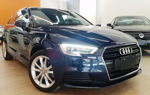 Audi A3 Hatchback Dynamic 1.4 Turbo Std Azul