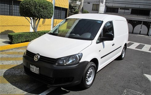 Volkswagen Caddy 2015 en impecable estado general,
