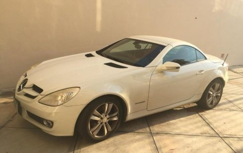 Se vende urgemente Mercedes-Benz Clase SLK 2009 Automático en Mérida
