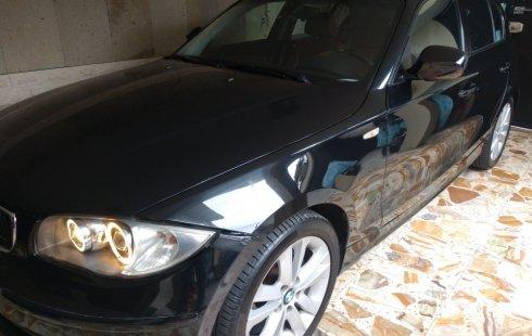 En venta un BMW Serie 1 2010 Automático en excelente condición