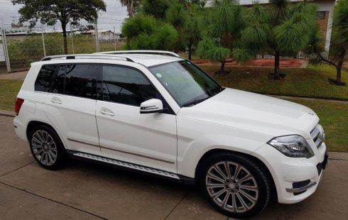 Urge!! En venta carro Mercedes-Benz Clase GLK 2014 de único propietario en excelente estado