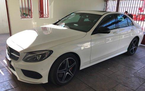 Auto usado Mercedes-Benz Clase C 2017 a un precio increíblemente barato