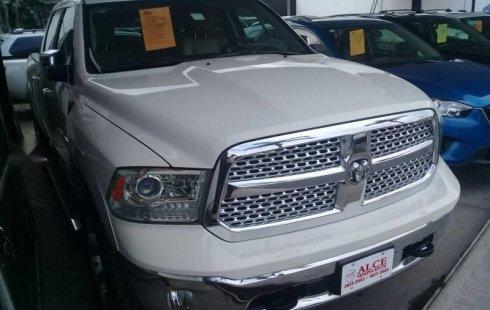 Se vende urgemente Dodge Ram 2017 Automático en Guadalajara