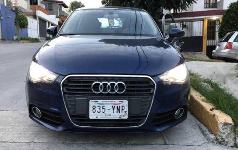 Quiero vender urgentemente mi auto Audi A1 2012 muy bien estado