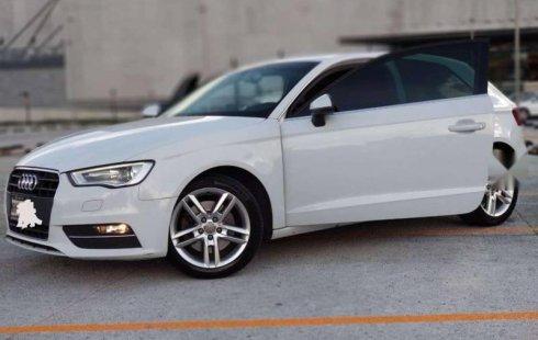 Se vende urgemente Audi A3 2013 Automático en Coyoacán