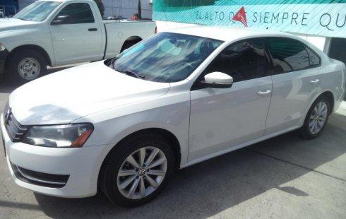 Volkswagen Passat usado en Hidalgo