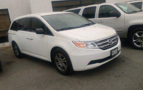 Llámame inmediatamente para poseer excelente un Honda Odyssey 2012 Automático