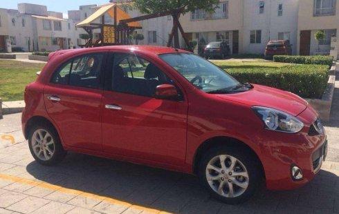 Nissan March Automático