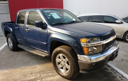 Chevrolet Colorado 2012 usado en Gustavo A. Madero