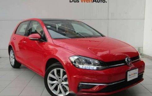 Vendo un Volkswagen Golf por cuestiones económicas