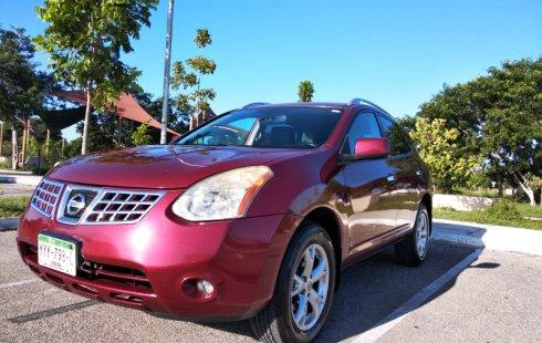 Se vende urgemente Nissan Rogue 2010 Automático en Yucatán