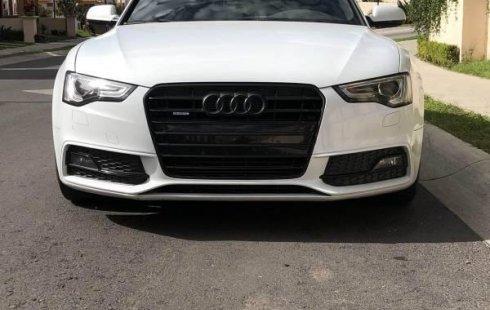 En venta un Audi A5 2014 Automático en excelente condición