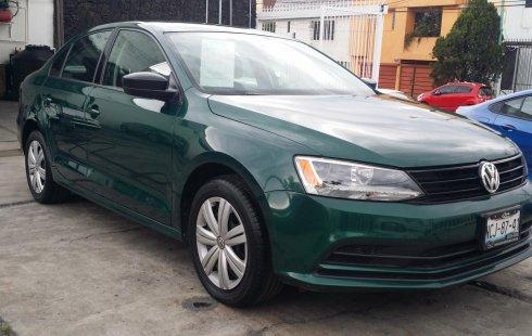Excelente Volkswagen Jetta estandar 2016
