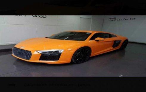 Vendo un Audi R8 por cuestiones económicas